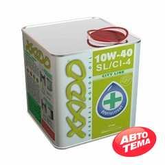 Моторное масло XADO Atomic Oil City Line - Интернет магазин резины и автотоваров Autotema.ua