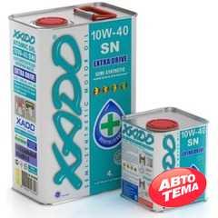Купить Моторное масло XADO Atomic Oil 10W-40 SN (4л)