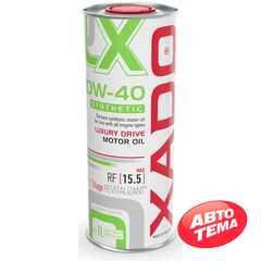 Купить Моторное масло XADO Luxury Drive 10W-40 (1л)