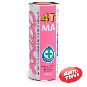 Купить Моторное масло XADO Atomic Oil 10W-60 4T MA (1л)