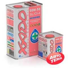 Купить Моторное масло XADO Atomic Oil 20W-50 SL/CI-4 (1л)