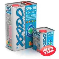 Купить Моторное масло XADO Atomic Oil 5W-30 504/507 (1л)