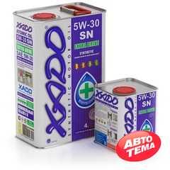 Купить Моторное масло XADO Atomic Oil 5W-30 SN (1л)