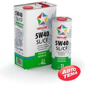Купить Моторное масло XADO Verylube 5W-40 SL/CF (1л)