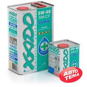 Купить Моторное масло XADO Atomic Oil 5W-40 SM/CF (1л)