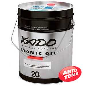 Купить Моторное масло XADO Atomic Oil 5W-40 SM/CF (20л)