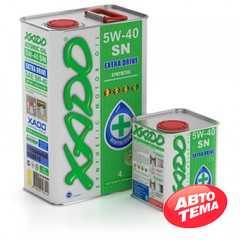 Купить Моторное масло XADO Atomic Oil 5W-40 SN (1л)