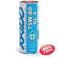 Купить Моторное масло XADO Atomic Oil 75W-80 GL-4 (1л)