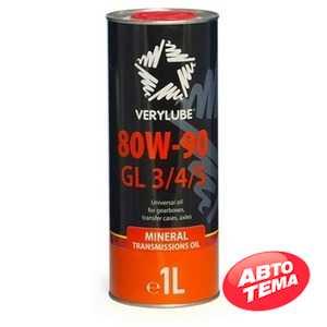 Купить Моторное масло XADO Verylube 80W-90 GL 3/4/5 (1л)
