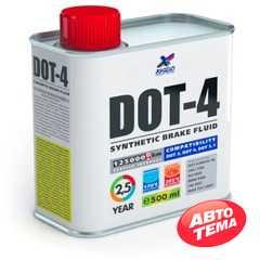Купить Тормозная жидкость XADO DOT-4 (20л) XA 50903