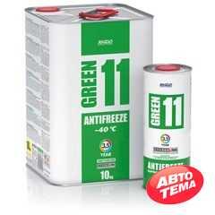Охлаждающая жидкость XADO Green 11 - Интернет магазин резины и автотоваров Autotema.ua