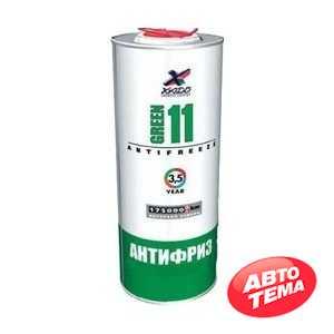 Купить Охлаждающая жидкость XADO Green 11 (концентрат) (1.1кг) XA 50004