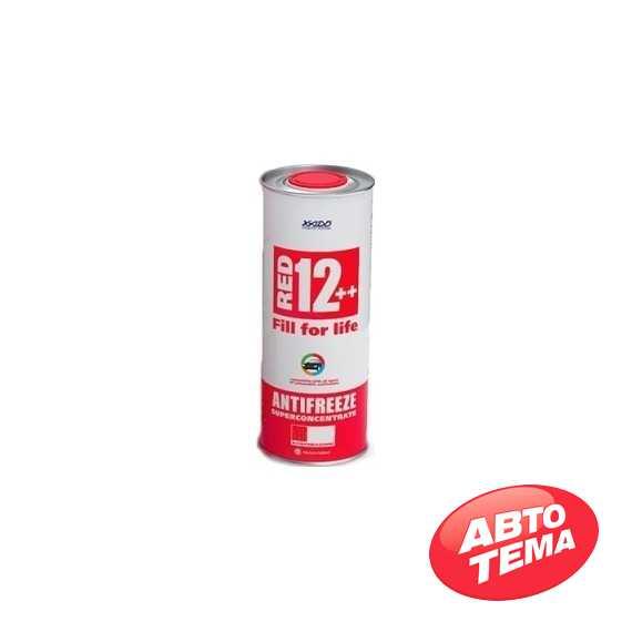 Охлаждающая жидкость XADO Red 12++ - Интернет магазин резины и автотоваров Autotema.ua