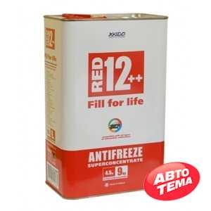 Купить Охлаждающая жидкость XADO Red 12++ (концентрат) (4.5кг) XA 50308
