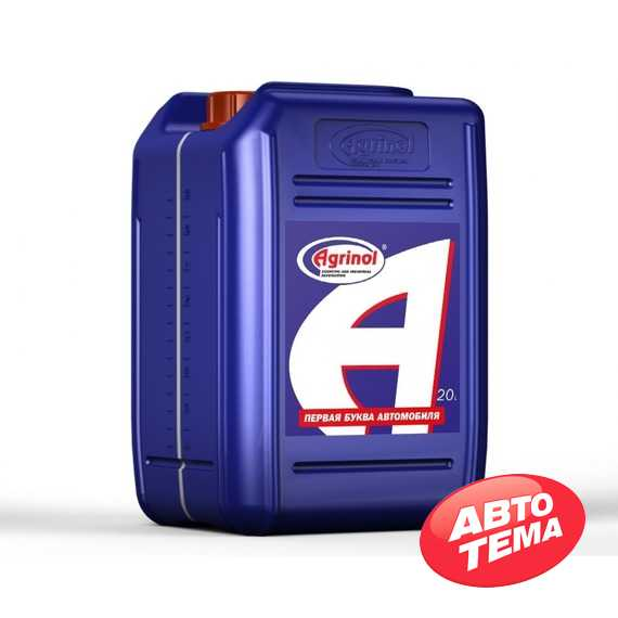 Моторное масло AGRINOL МТ-16П - Интернет магазин резины и автотоваров Autotema.ua
