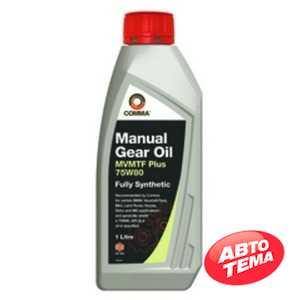 Купить Трансмиссионное масло COMMA MVMTF PLUS 75W-80 FS GL-4 (1л)