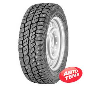 Купить Зимняя шина CONTINENTAL VancoIceContact 215/60R17C 109/107R (Шип)