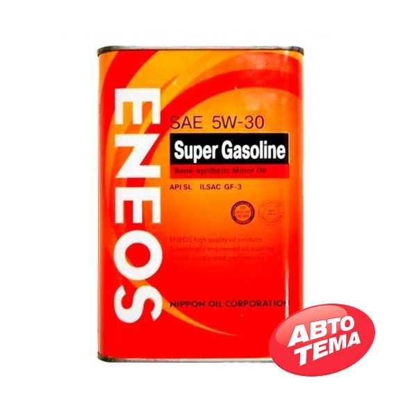 Моторное масло ENEOS Super Gasoline - Интернет магазин резины и автотоваров Autotema.ua