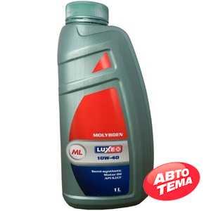 Купить Моторное масло LUXE Molybden 10W-40 (1л)