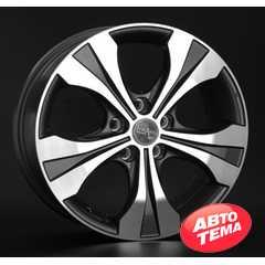 Купить REPLICA LegeArtis H40 BKF R17 W6.5 PCD5x114.3 ET50 HUB64.1