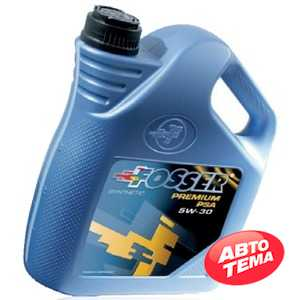 Купить Моторное масло FOSSER Premium PSA 5W-30 (4л)