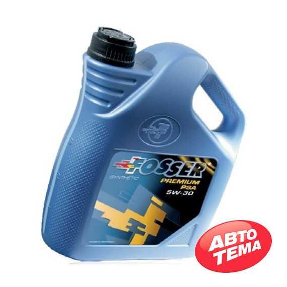 Купить Моторное масло FOSSER Premium PSA 5W-30 (5л)