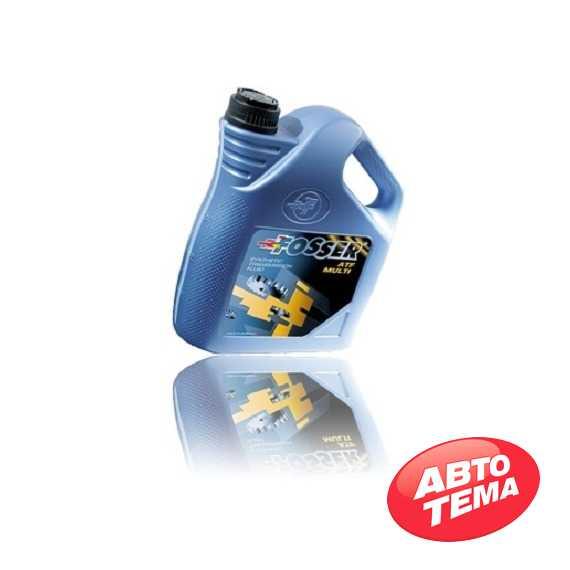 Трансмиссионное масло FOSSER ATF Multi - Интернет магазин резины и автотоваров Autotema.ua
