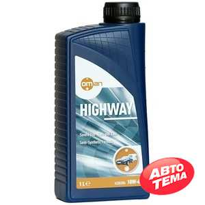 Купить Моторное масло OMAN Highway 10W-40 (1л)