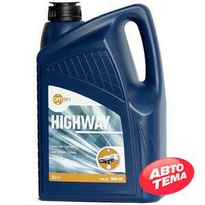 Купить Моторное масло OMAN Highway 10W-40 (5л)