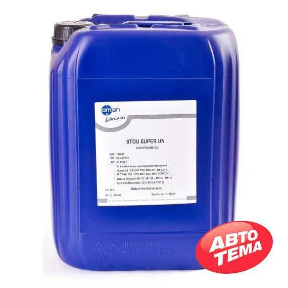 Моторное масло OMAN STOU UN (Super) - Интернет магазин резины и автотоваров Autotema.ua