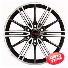 Купить REPLICA LegeArtis TY511 BKF R18 W7 PCD5x114.3 ET42 HUB60.1