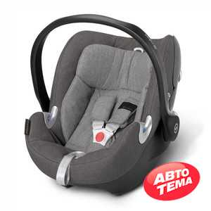 Купить Автокресло CYBEX Aton Q Plus manhattan grey-mid grey (516105025)