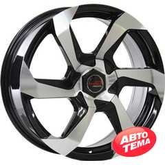Купить REPLICA LegeArtis Replica Concept RN508 BKF R17 W6.5 PCD5x114.3 ET40 HUB66.1