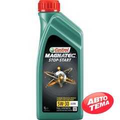 Купить Моторное масло CASTROL Magnatec Stop-Start 5W-30 A3/B4 (1л)