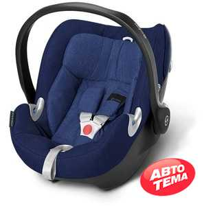 Купить Автокресло CYBEX Aton Q Plus (Royal Blue-navy blue) 516105023