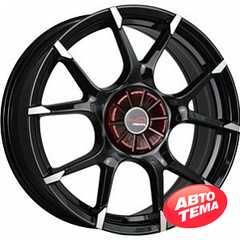 Купить REPLICA LegeArtis Concept NS536 BKF R16 W6.5 PCD5x114.3 ET40 HUB66.1