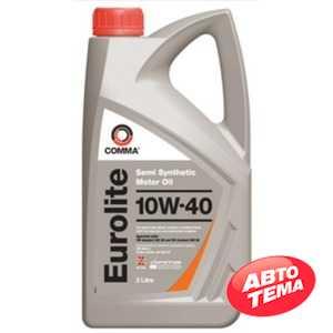 Купить Моторное масло COMMA EUROLITE 10W-40 (2л)