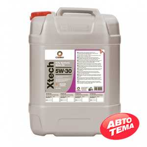 Купить Моторное масло COMMA X-TECH 5W-30 (20л)