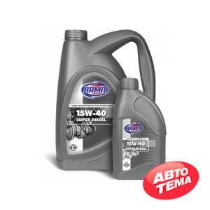Купить Моторное масло ВАМП Super Diesel 15W-40 (5л)