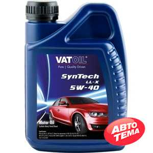 Купить Моторное масло VATOIL SynTech LL-X 5W-40 (1л)
