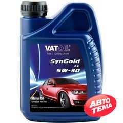 Купить Моторное масло VATOIL SynGold LL 5W-30 (4л)
