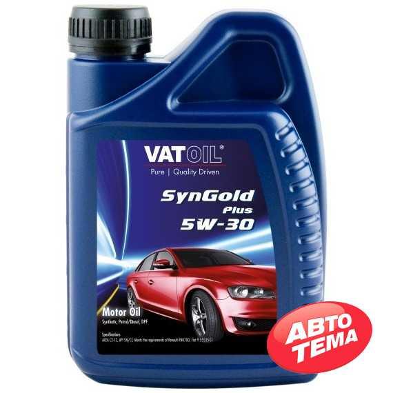 Моторное масло VATOIL SynGold Plus - Интернет магазин резины и автотоваров Autotema.ua