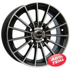 Купить TECHLINE 406 BD R14 W5.5 PCD4x98 ET35 PCD58.6