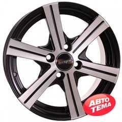 Купить TECHLINE 414 BD R14 W5.5 PCD4x100 ET43 HUB67.1