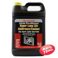 Купить Антифриз TOYOTA Super Long Life Antifreeze Coolant 50/50 -40C (Rose) (3,78л)