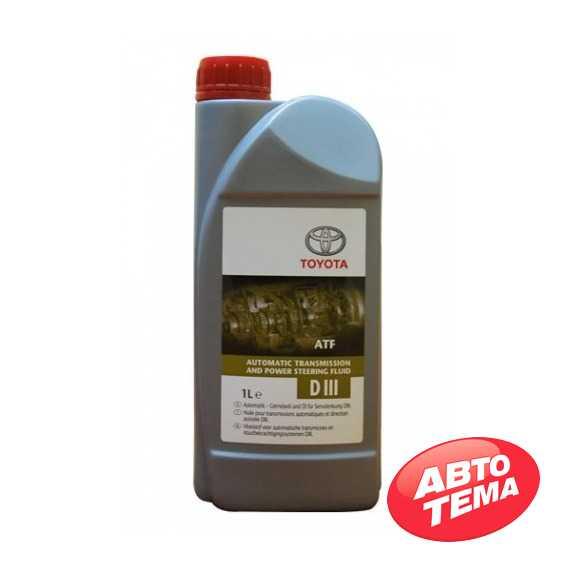 Трансмиссионное масло TOYOTA ATF PSF Dexron III - Интернет магазин резины и автотоваров Autotema.ua