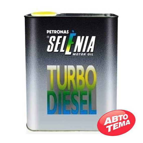 Моторное масло SELENIA Turbo Diesel - Интернет магазин резины и автотоваров Autotema.ua