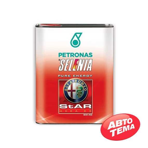 Купить Моторное масло SELENIA Star Pure Energy 5W-40 (2л)