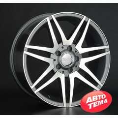 Купить REPLICA MR100 BKF LegeArtis R17 W7.5 PCD5x112 ET52.5 HUB66.6