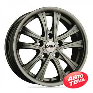 Купить DISLA Evolution 508 GM R15 W6.5 PCD5x100 ET35 DIA67.1